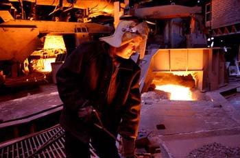 Метпредприятия Украины снизят объемы производства в сентябре