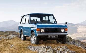 Land Rover сегодня