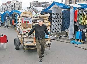 Московские тенденции: ТРК вместо рынков