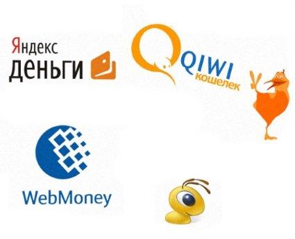 Почти половина платежей за товары в интернет-магазинах с использованием электронных кошельков приходится на QIWI