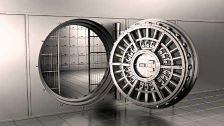 Со счетов - в банковские сейфы